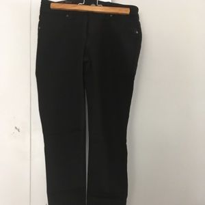 DL1961 Emma Legging Black Jeans size 27